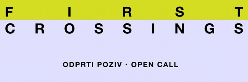 open call first crossings 2020